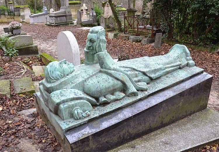 могила-музыканта