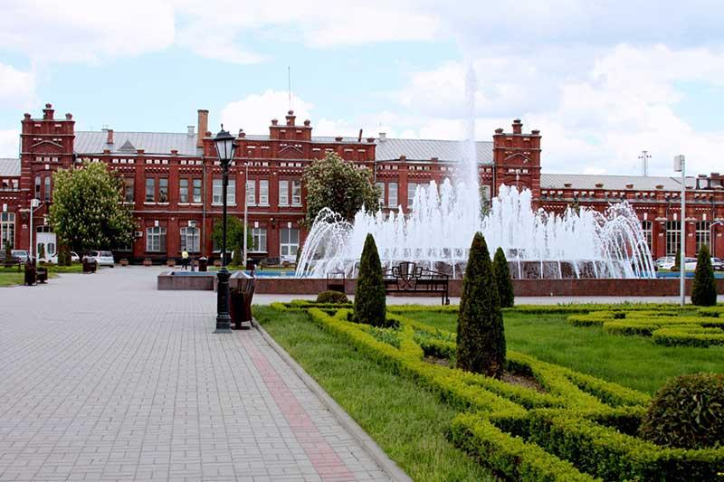 кропоткин-памятники