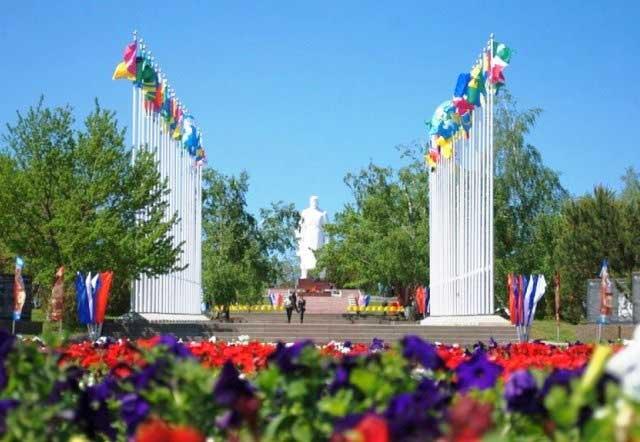 крымск-памятники
