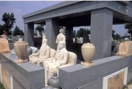 могила Дэвидсов